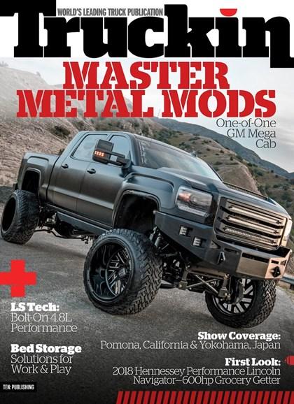 Truckin' Cover - 7/12/2018