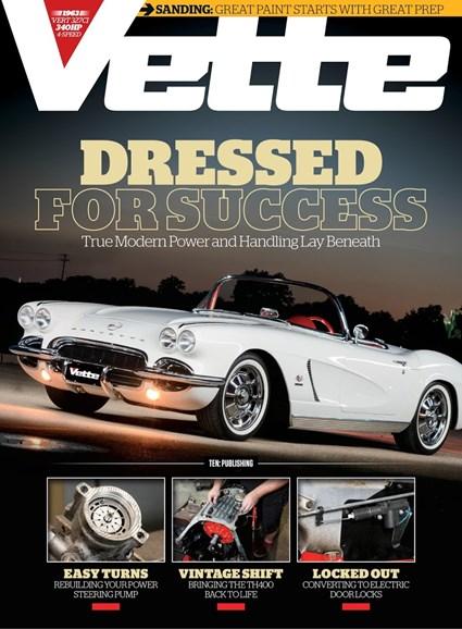 Vette Cover - 9/1/2018