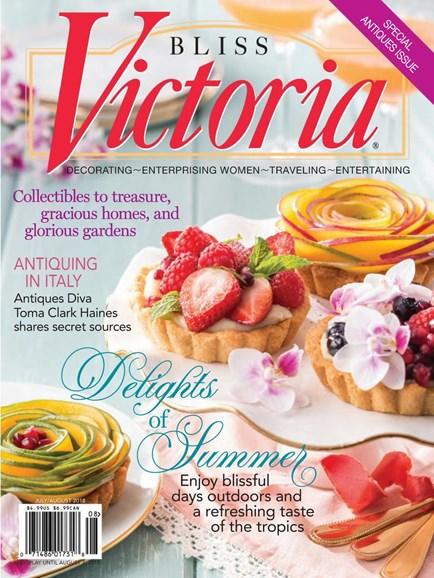 Victoria Cover - 7/1/2018