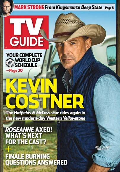 TV Guide Cover - 6/11/2018