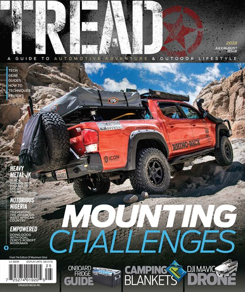 Tread Cover - 7/1/2018