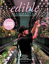 Edible Manhattan Magazine | 6/1/2018 Cover