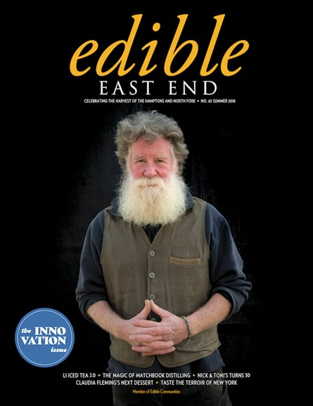 Edible East End Cover - 6/1/2018