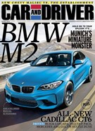 Car And Driver Magazine 4/1/2016