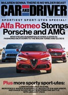 Car And Driver Magazine 7/1/2018