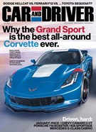 Car And Driver Magazine 7/1/2016
