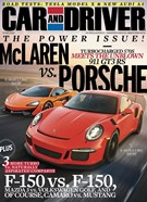 Car And Driver Magazine 6/1/2016