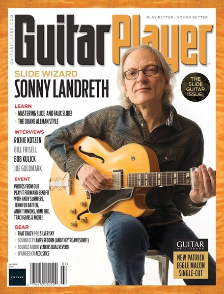 Guitar Player Cover - 7/1/2018