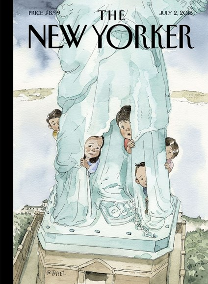 The New Yorker Cover - 7/2/2018