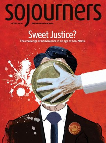Sojourners Cover - 7/1/2018