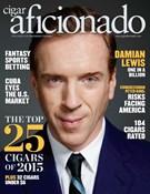 Cigar Aficionado Magazine 1/1/2016