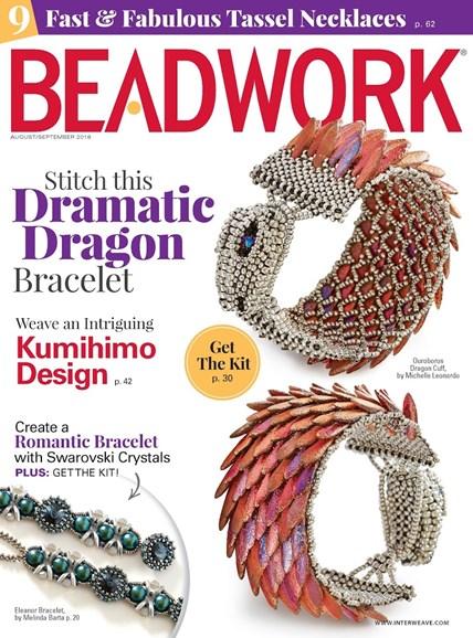Beadwork Cover - 8/1/2018