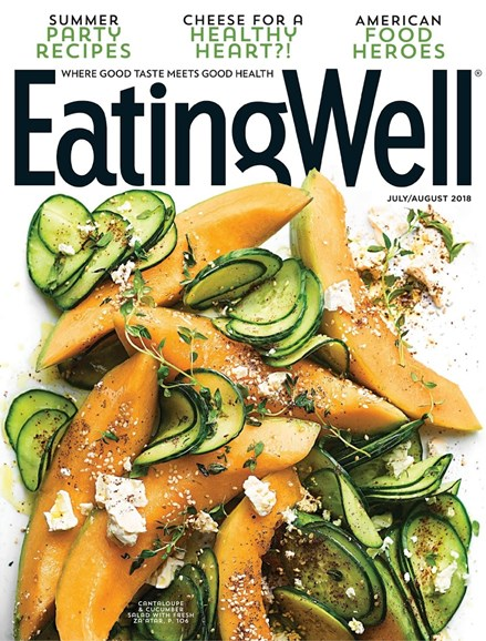EatingWell Cover - 7/1/2018