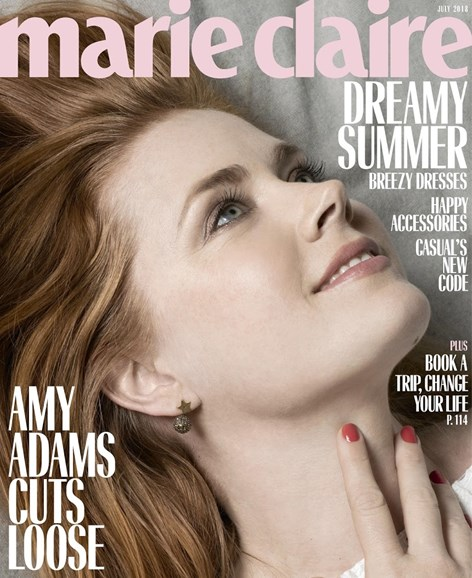Marie Claire Cover - 7/1/2018