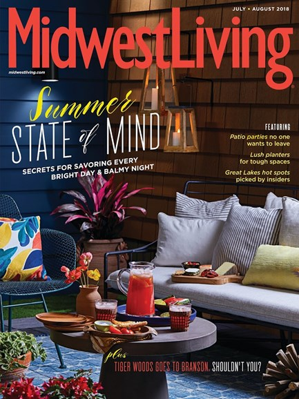 Midwest Living Cover - 7/1/2018