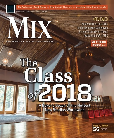 Mix Cover - 6/1/2018