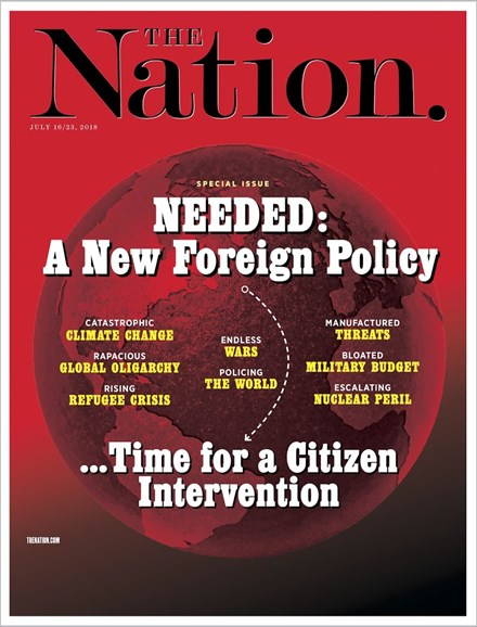 The Nation Cover - 7/16/2018