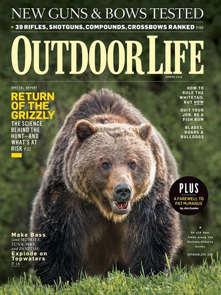 Outdoor Life Cover - 6/1/2018