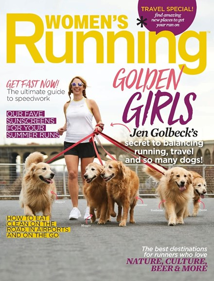 Women's Running Cover - 6/1/2018