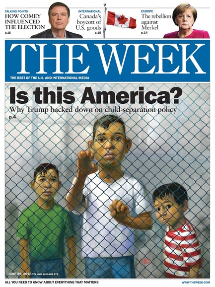 The Week Cover - 6/29/2018
