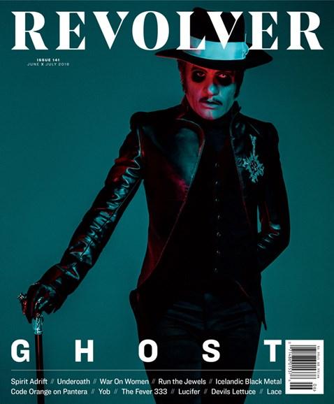 Revolver Cover - 6/1/2018