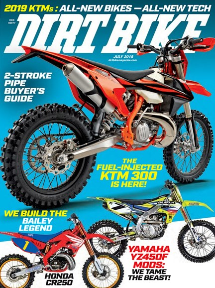 Dirt Bike Cover - 7/1/2018