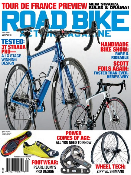 Road Bike Action Cover - 7/1/2018