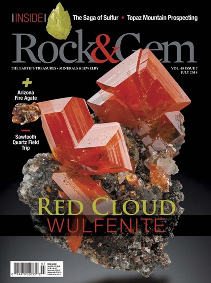 Rock & Gem Cover - 7/1/2018