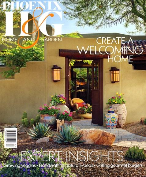 Phoenix Home & Garden Cover - 7/1/2018