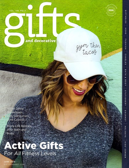 Gifts And Decorative Accessories Cover - 6/1/2018