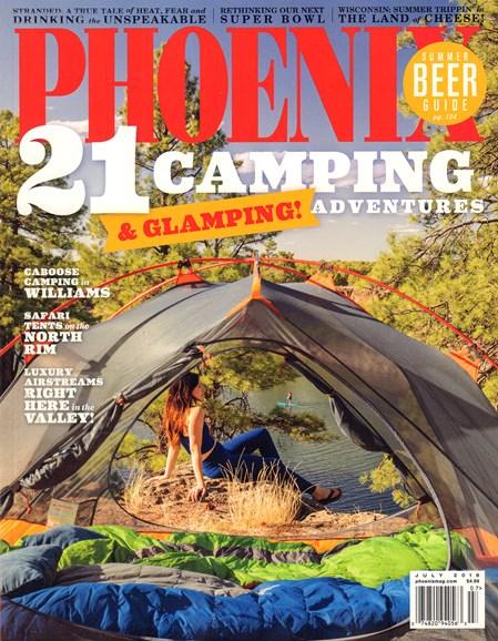 Phoenix Magazine Cover - 7/1/2018