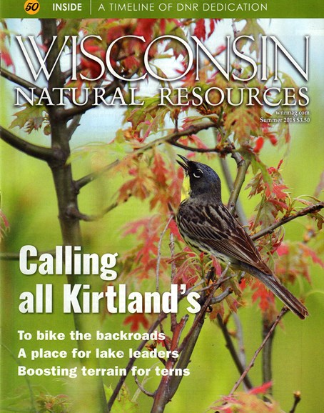 Wisconsin Natural Resources Cover - 6/1/2018