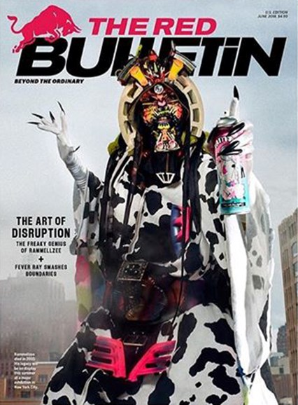 The Red Bulletin Cover - 6/1/2018