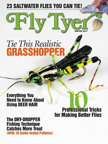 Fly Tyer Cover - 12/1/2017