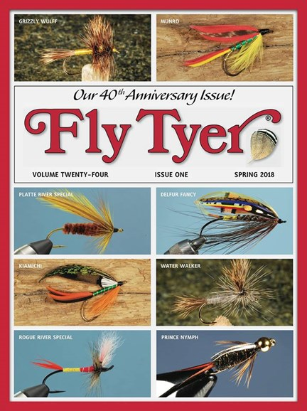 Fly Tyer Cover - 3/1/2018