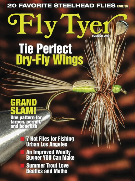 Fly Tyer Cover - 6/1/2017