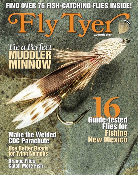 Fly Tyer Cover - 9/1/2017