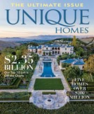 Unique Homes Magazine 5/1/2018