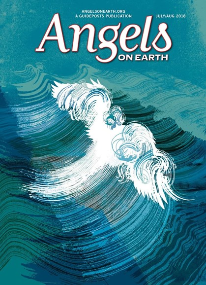 Angels on Earth Cover - 7/1/2018