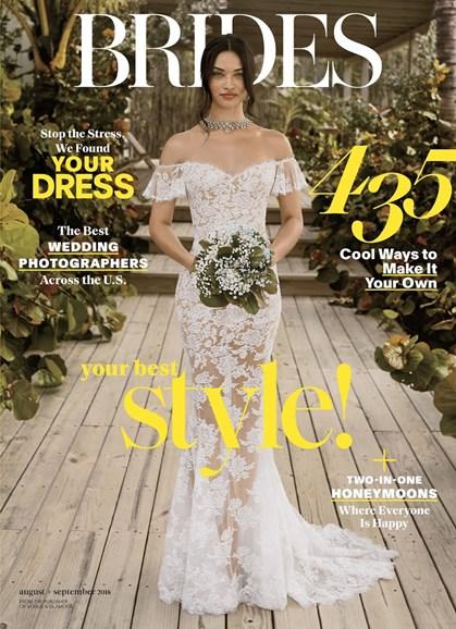 Brides Cover - 8/1/2018