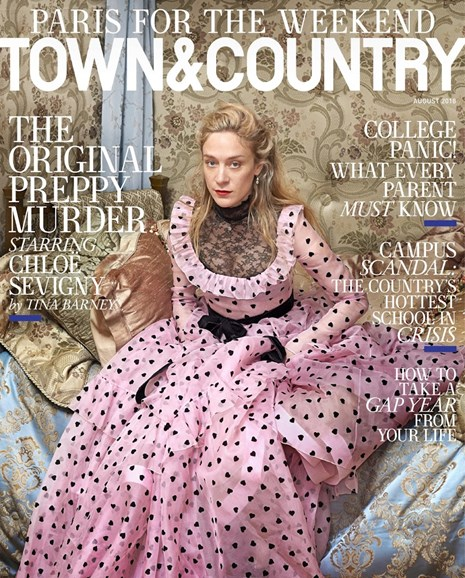 Town & Country Cover - 8/1/2018