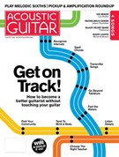 Acoustic Guitar Magazine 8/1/2018
