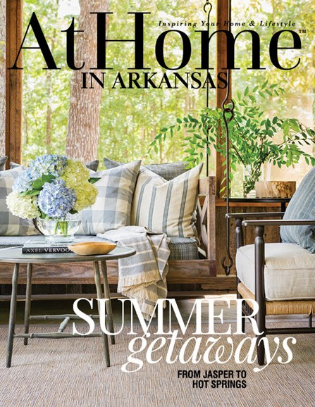At Home In Arkansas Cover - 7/1/2018