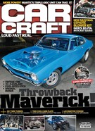 Car Craft Magazine 9/1/2018