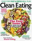 Clean Eating Magazine 7/1/2018