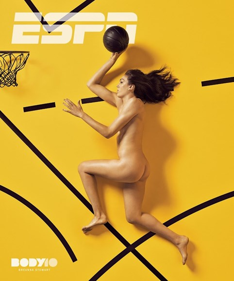ESPN The Magazine Cover - 7/9/2018