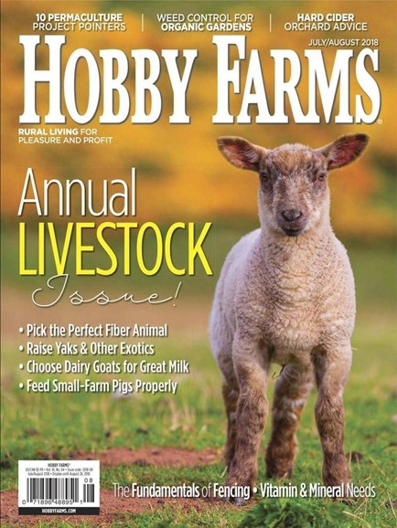 Hobby Farms Cover - 7/1/2018