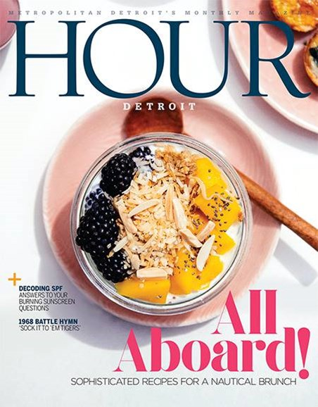 Hour Detroit Cover - 7/1/2018