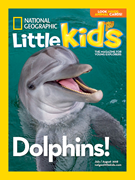 National Geographic Little Kids Magazine 7/1/2018