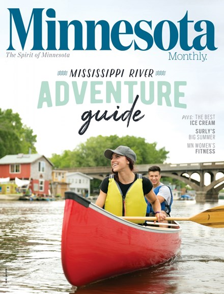 Minnesota Monthly Cover - 7/1/2018